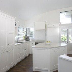custom built traditional kitchens nz